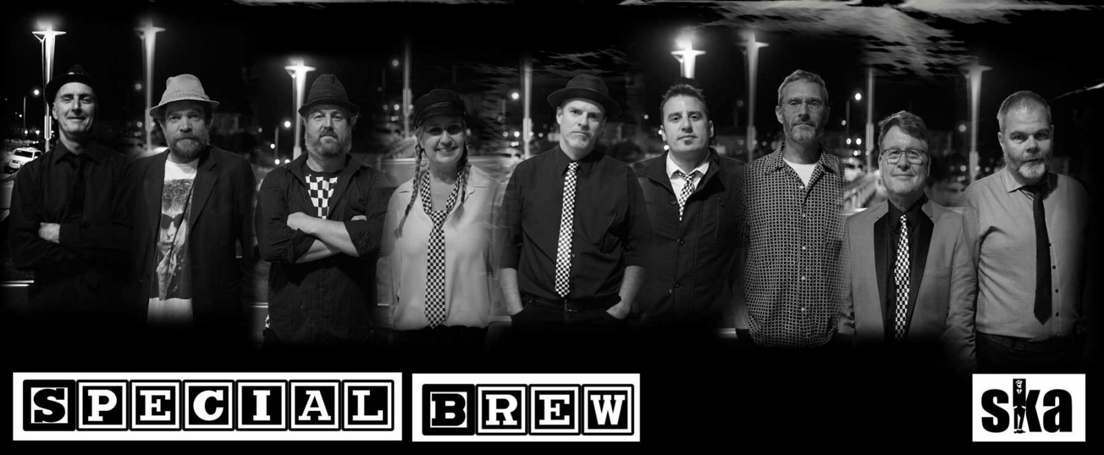 Special Brew Band Members