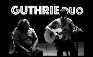 Guthrie Duo play Blues Roots & Reggae
