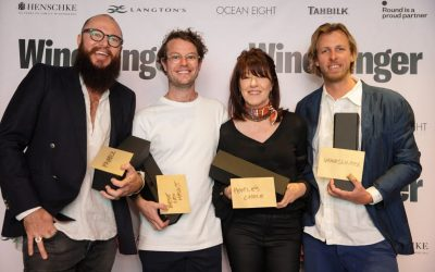 Settlers Wins People's Choice Young Gun Wineslinger 2019